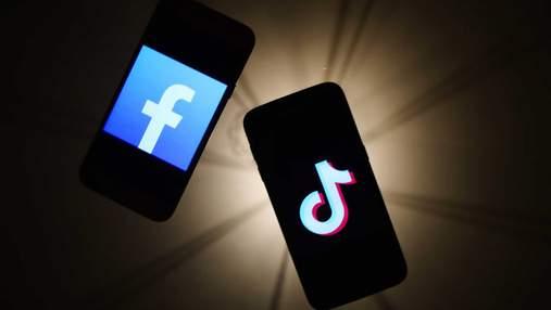 Пеший у світі: TikTok став найпопулярнішим додатком, обігнавши Facebook вперше в історії