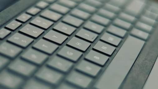 История QWERTY и первый ноутбук с украинской раскладкой