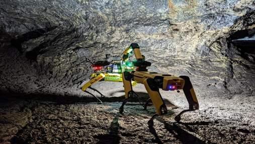 NASA навчає робопса Boston Dynamics шукати ознаки життя на Марсі