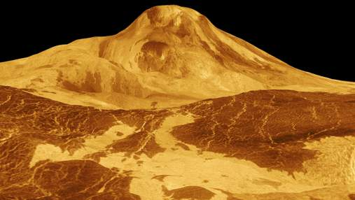 Докази нещодавньої вулканічної активності на Венері