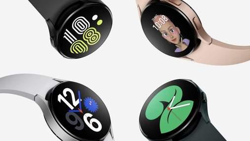 Samsung представила наступне покоління годинників Galaxy Watch: нові функції, чип та інтерфейс
