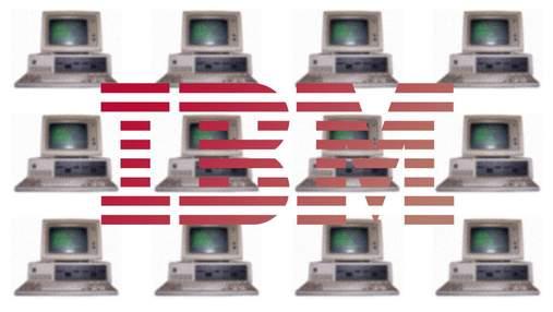 Маленький юбилей: первому массовому компьютеру IBM 5150 исполнилось 40 лет