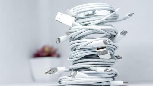 Єврокомісія знову спробує ввести єдиний стандарт зарядних пристроїв: готують закон