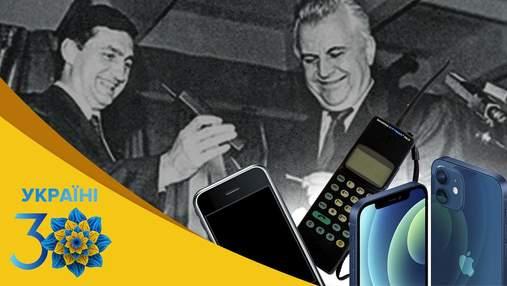 Від Nokia до iPhone – історія мобільних телефонів в Україні за 30 років незалежності