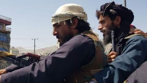"""Facebook видалить акаунти """"Талібану"""" та заборонить весь контент"""