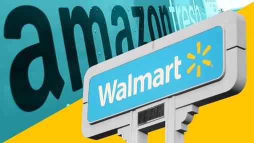 Amazon випередив Walmart: історичний переворот у світі торгівлі