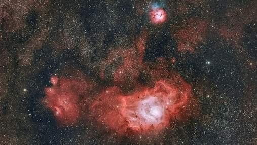 """""""Космічна шпора"""": вчені відкрили таємничу структуру неподалік Сонячної системи"""