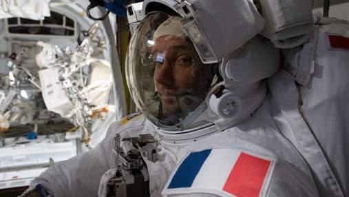 Венеція з космосу: видовищні фотографії французького астронавта