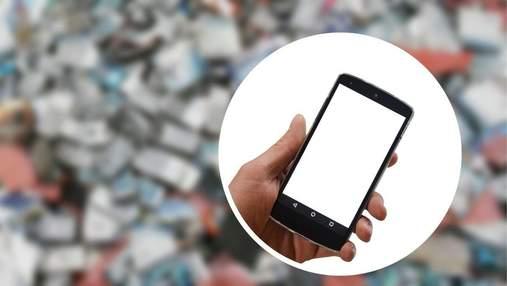 Samsung запустила в Україні програму утилізації старих та не працюючих телефонів