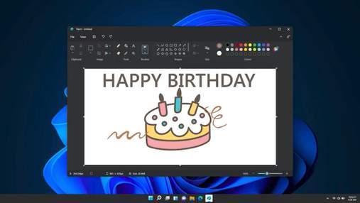 Microsoft обновила Paint: редактор получил поддержку темного режима и другие интересные вещи