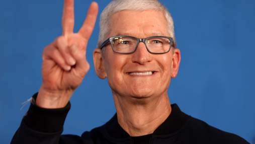 Десятилетие Тима Кука в Apple: сколько можно было бы заработать, инвестировав 1000 долларов
