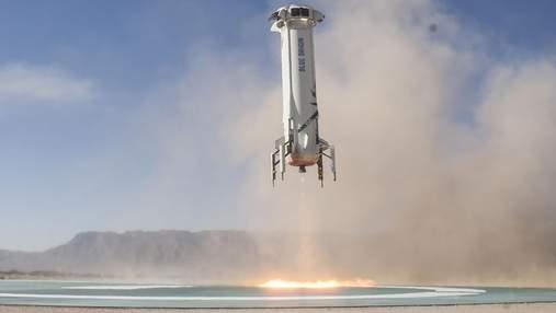 Blue Origin знову запускає суборбітальний корабель без екіпажу: все що потрібно знати про запуск