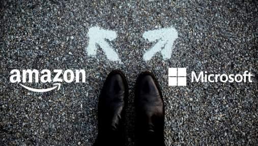 Це справжній шок, – топменеджер Amazon переходить у Microsoft