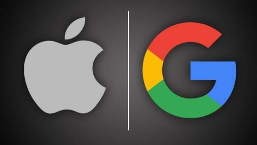 Амбітні плани Apple: чи зможе виробник iPhone потіснити Google у новій сфері