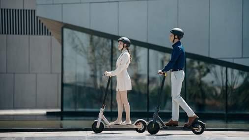 В Украине стартуют продажи новейшего электросамоката Mi Electric Scooter 3
