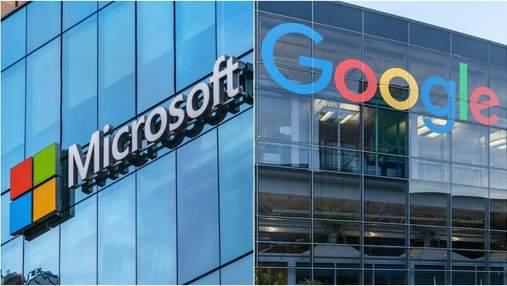 Google та Microsoft інвестують десятки мільярдів доларів у кібербезпеку США – Голос Америки