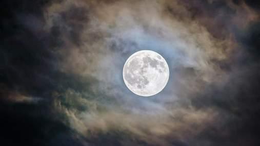 Повний Місяць у вересні 2021: точні дата і час
