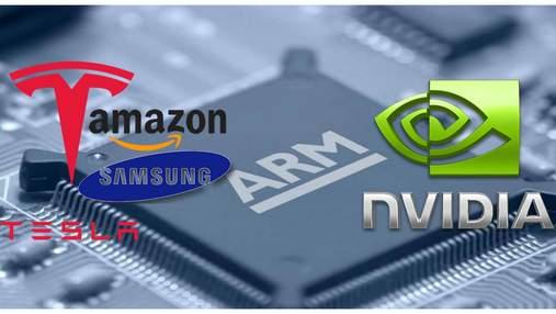 Ілон Маск, Джефф Безос та Samsung проти Nvidia: існує загроза глобального конфлікту