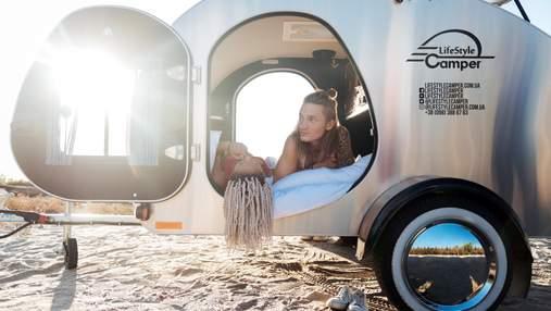 Як українські будинки на колесах підкорюють європейських туристів