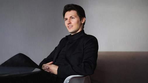 Авторитаризм та цензура: Павло Дуров розкритикував увесь світ
