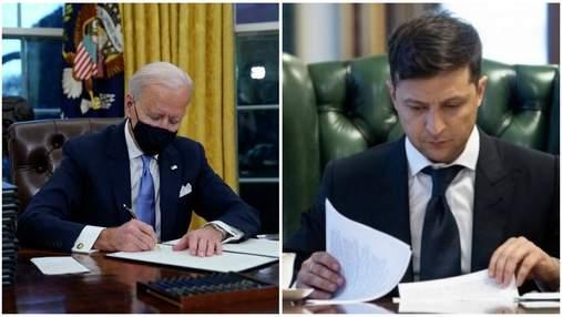 Украина и США подпишут большое оборонное соглашение