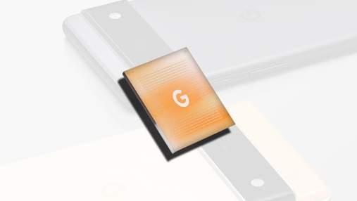 Tenzor для всіх: після Pixel 6 Google створить власні процесори для планшетів і ноутбуків
