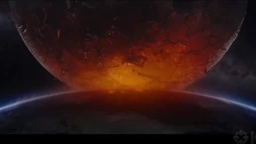 """Геллі Беррі рятує Землю від катастрофи у трейлері фільму """"Падіння Місяця"""""""