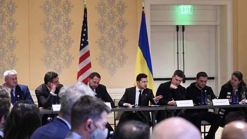 Володимир Зеленський закликав інвесторів та венчурні фонди до співпраці з Україною