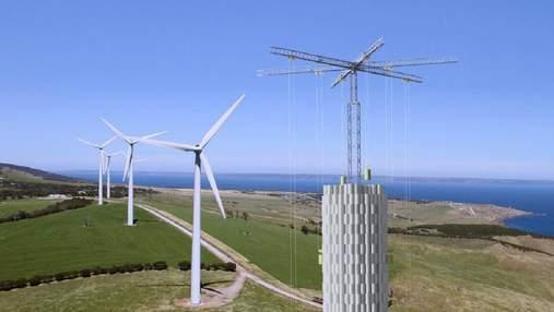 Энергохранилище, работающее на силе гравитации, построят в США к концу 2021 – как оно работает
