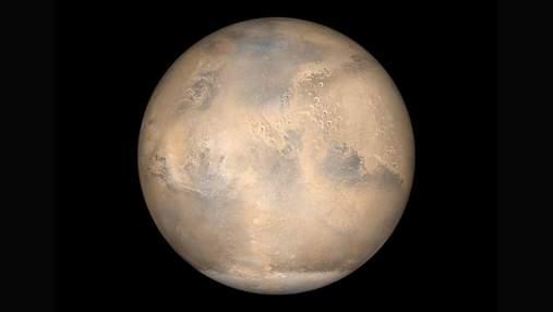 Perseverance добыл первый образец марсианской породы