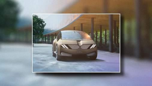 BMW показала концепт автомобиля, пригодного к полной переработке
