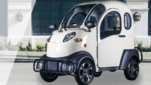Представлен самый дешевый электромобиль в мире: ElectricKar K5 – цена действительно впечатляет