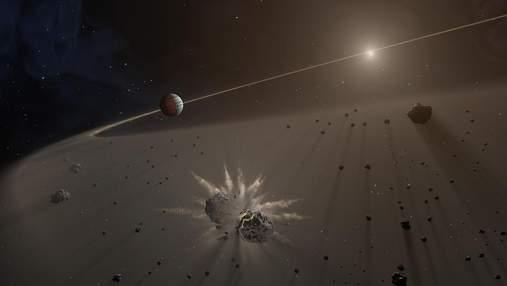Вчені виявили, куди поділася речовина Сонячної системи