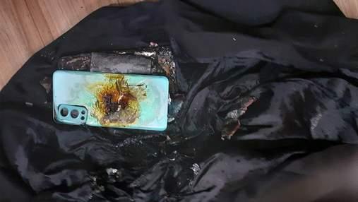 Взрывной OnePlus Nord 2: Еще один смартфон серии самоуничтожился у пользователя
