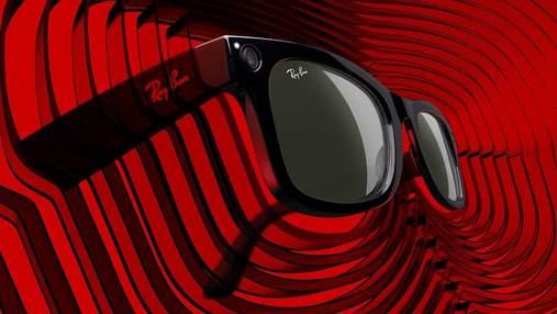Ray-Ban Stories: Facebook представили смарт-очки со встроенными камерами – известна цена новинки