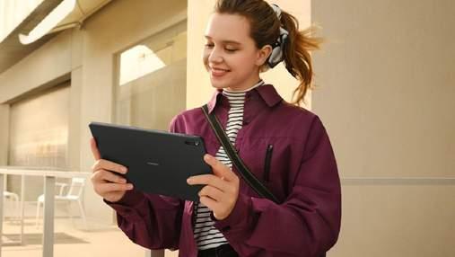 Huawei представила в Украине планшет MatePad 11 с дисплеем 120 Гц