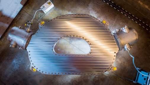 У США створили найсильніший магніт у світі спеціально для термоядерного реактора