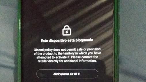 Подзвонити не вийде: Xiaomi заблокувала смартфони у Криму і підсанкційних країнах