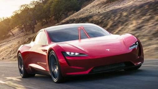 Tesla запатентовала систему лазерной очистки стекла в электромобилях