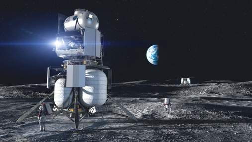 NASA виділило 146 мільйонів доларів на розробку місячного лендера п'яти приватним компаніям