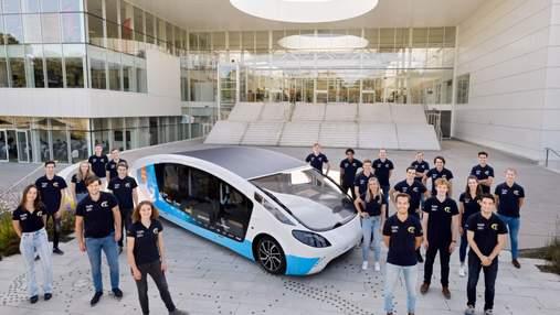 Футуристичний і повністю автономний будинок на колесах відправляється у подорож Європою