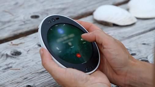 Cyrcle phone 2.0: необычный круглый смартфон за сутки собрал деньги на Kickstarter