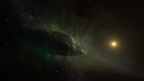 Галактичні космічні промені знищують міжзоряні об'єкти: дослідження