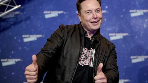 Ілон Маск заявив, що в наступній місії SpaceX будуть безкоштовний Wi-Fi та розігрівання їжі