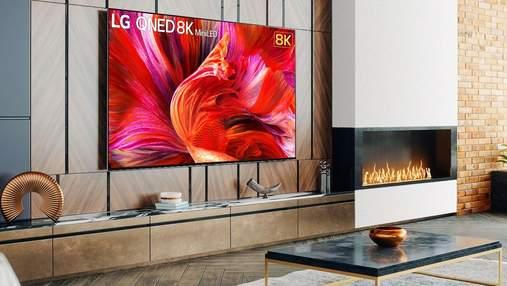 Як вибрати телевізор та не загубитися в технологіях: різниця між OLED, QNED та Nanocell