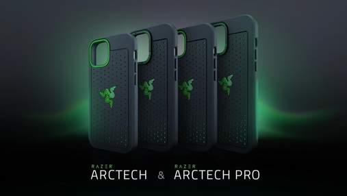 Razer випускає чохли для iPhone 13, здатні захищати від бактерій і охолоджувати смартфон