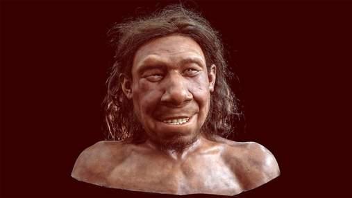 Палеохудожники показали, як виглядав неандерталець, який жив 50 тисяч років тому