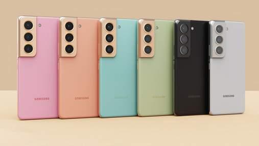 Samsung Galaxy S22 Plus показали на якісних рендерах