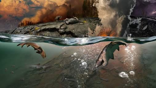 Вчені дізналися, чому відбулося найбільше вимирання в історії Землі