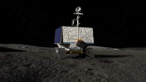 Стало відомо, де приземлиться місяцехід NASA